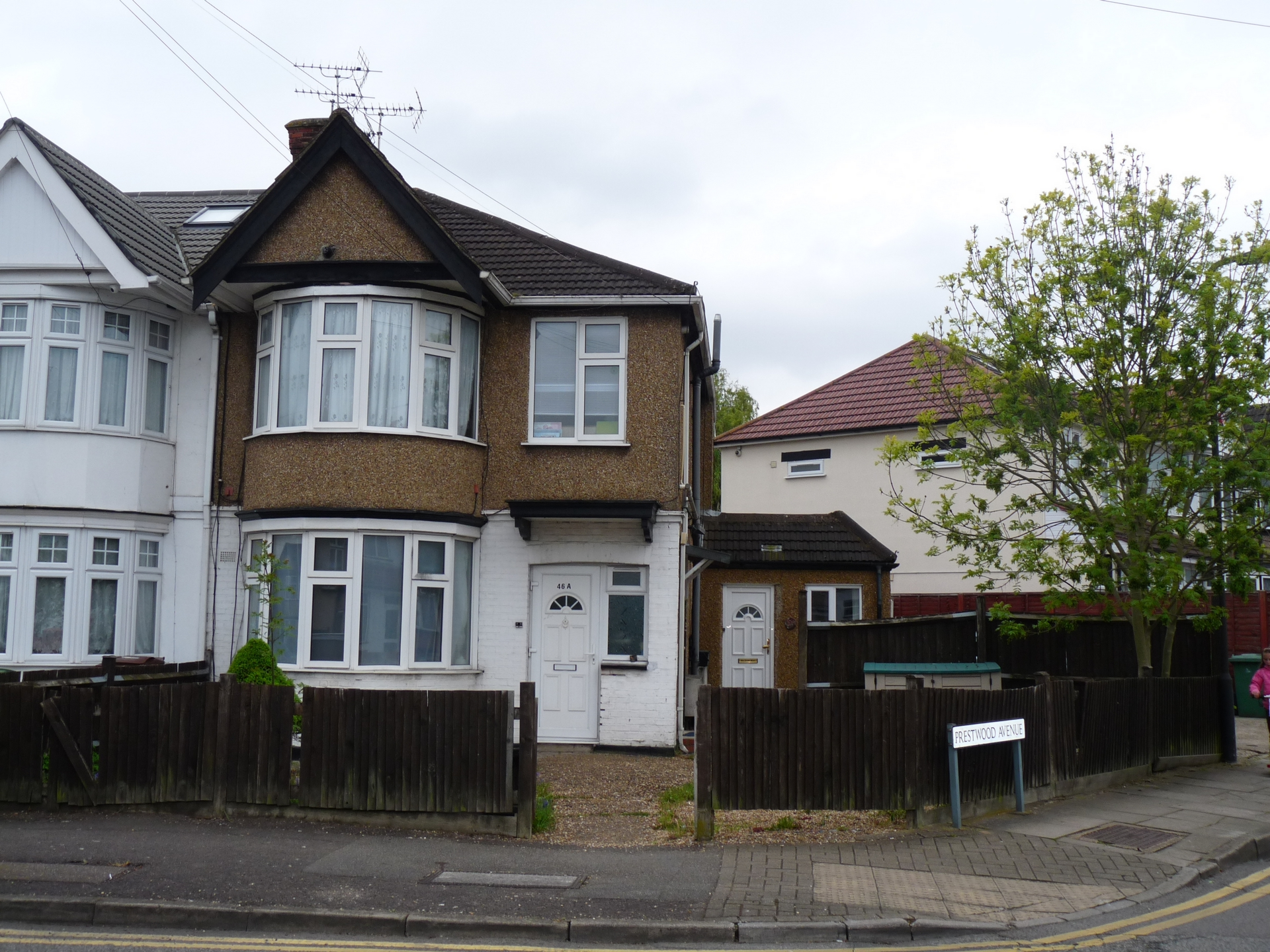 Kingshill Avenue  Kenton  HA3