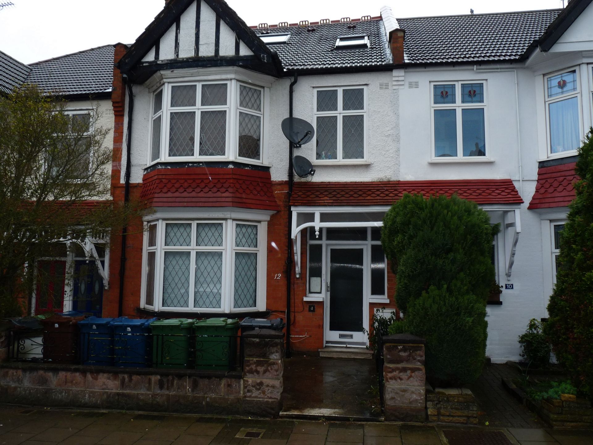 Sussex Road  West Harrow  HA1
