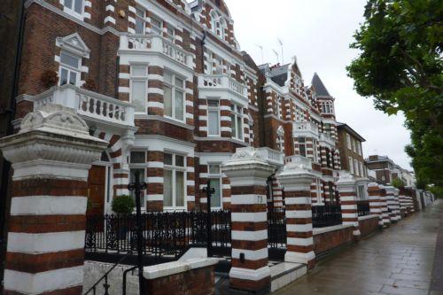 Hamilton Terrace  St John's Wood  NW8