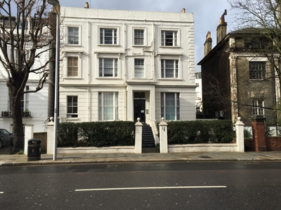 Pembridge Villas  Notting Hill  W11