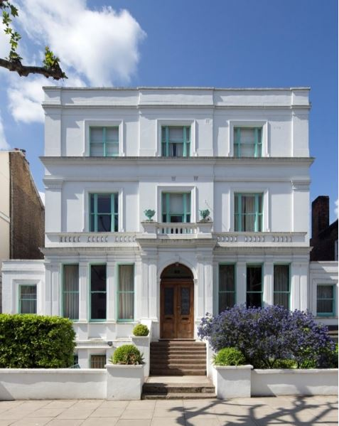 Hamilton Terrace  London  NW8