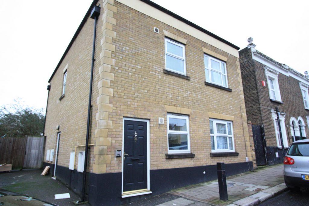 Bloomfield Road  Woolwich  SE18