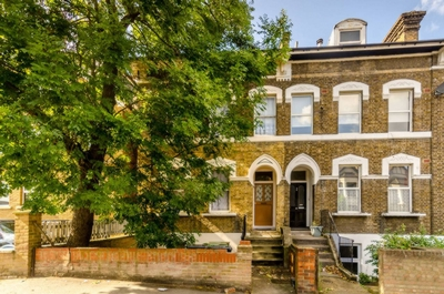 Morley Road  Project in Lewisham - Large Victorian House  SE13