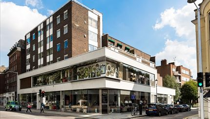Fulham Road  South Kensington  SW3