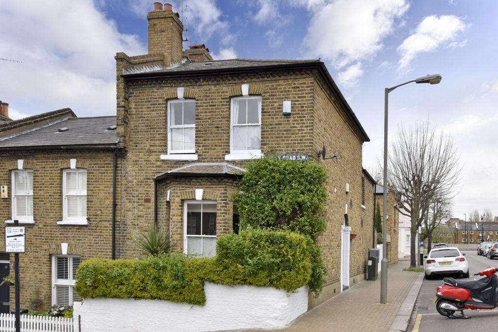 Dalby Road  Wandsworth  SW18