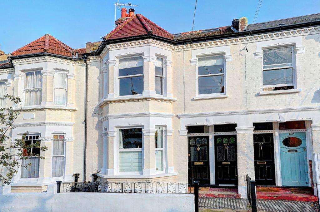 Aslett Street  Earlsfield  SW18