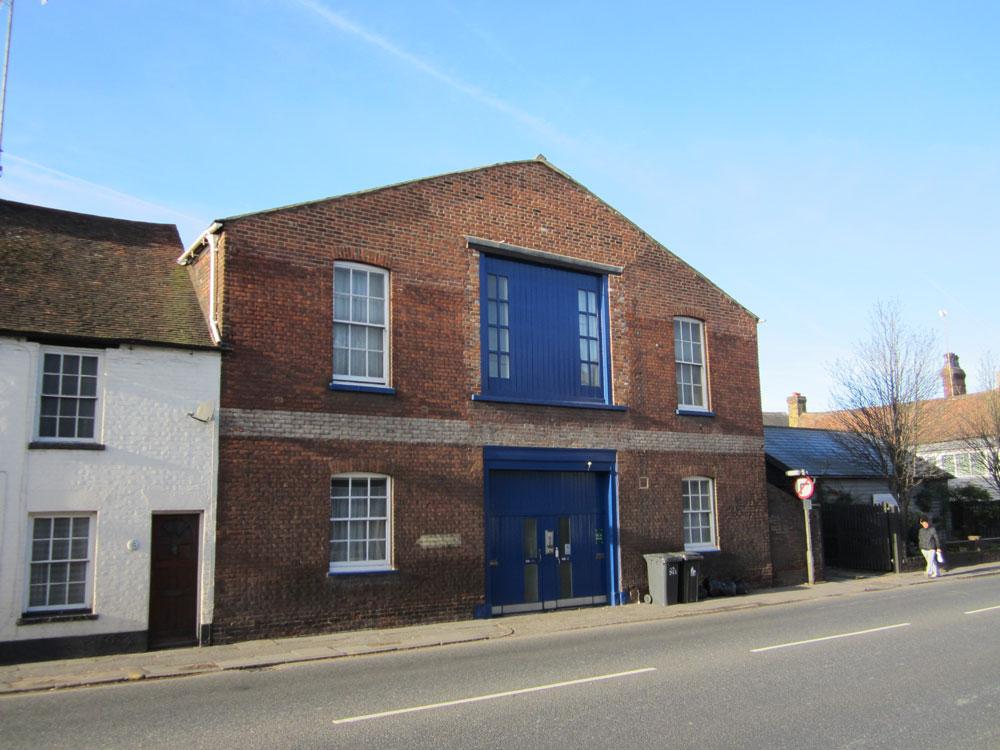 Broad Street  Canterbury  CT1