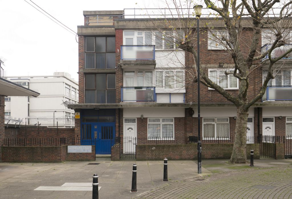 Weymouth Terrace  Haggerston  E2