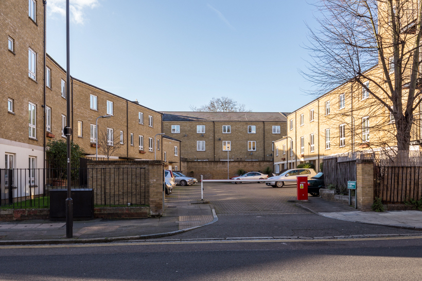 Rusbridge Close  London  E8