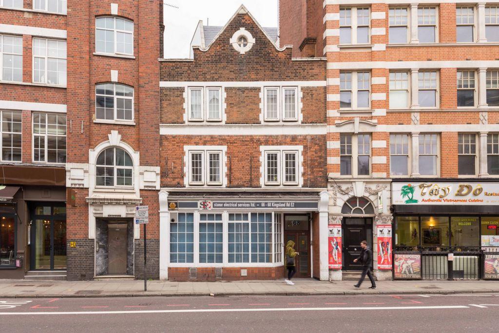 Kingsland Road  London  E2