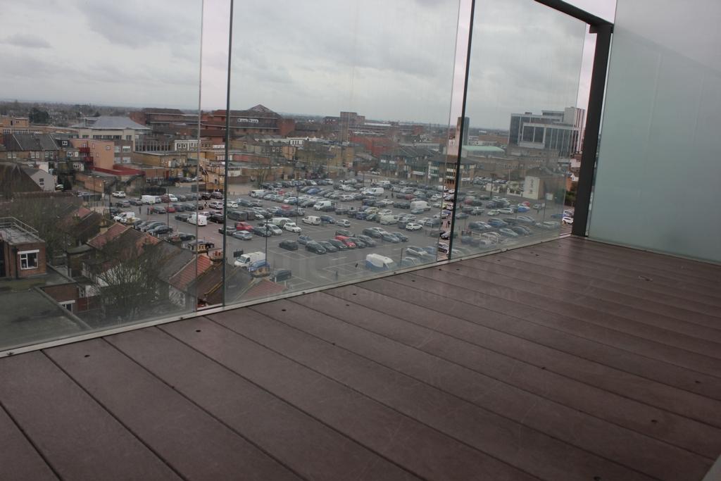Balcony -