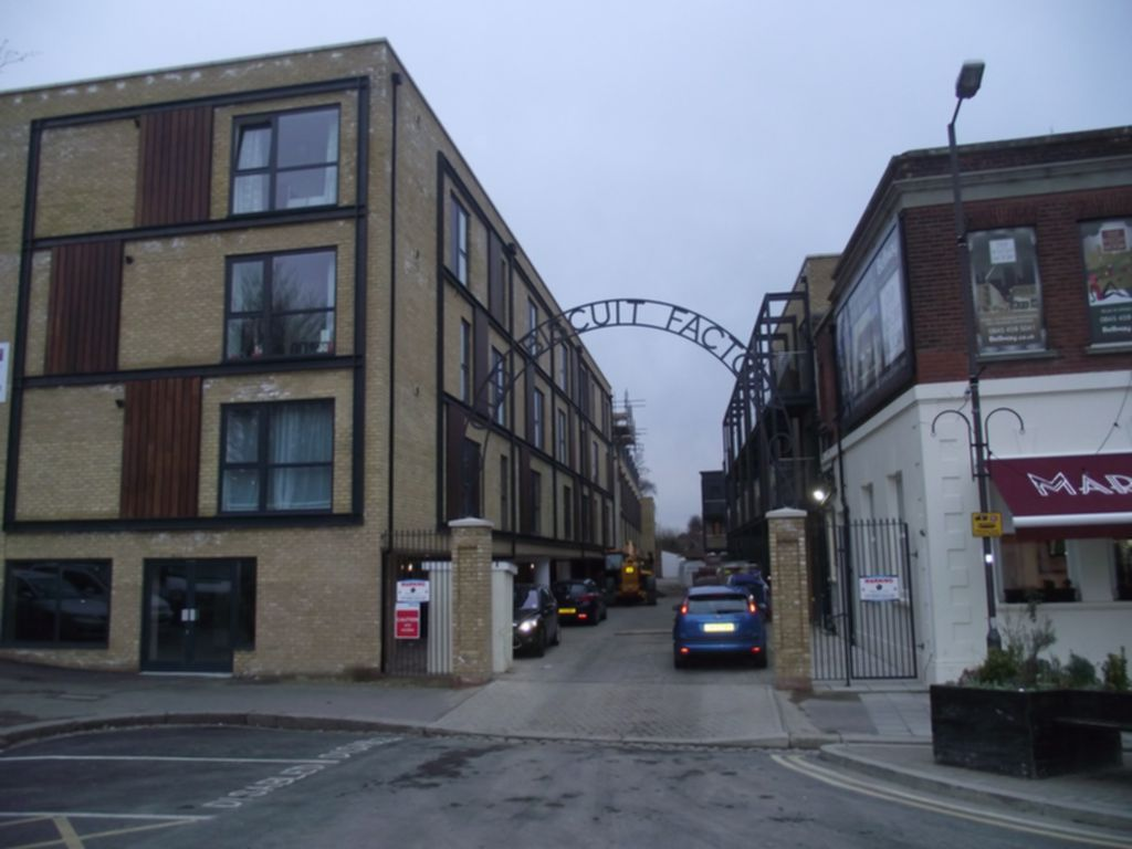 Chiltonian Mews  Hither Green  SE13