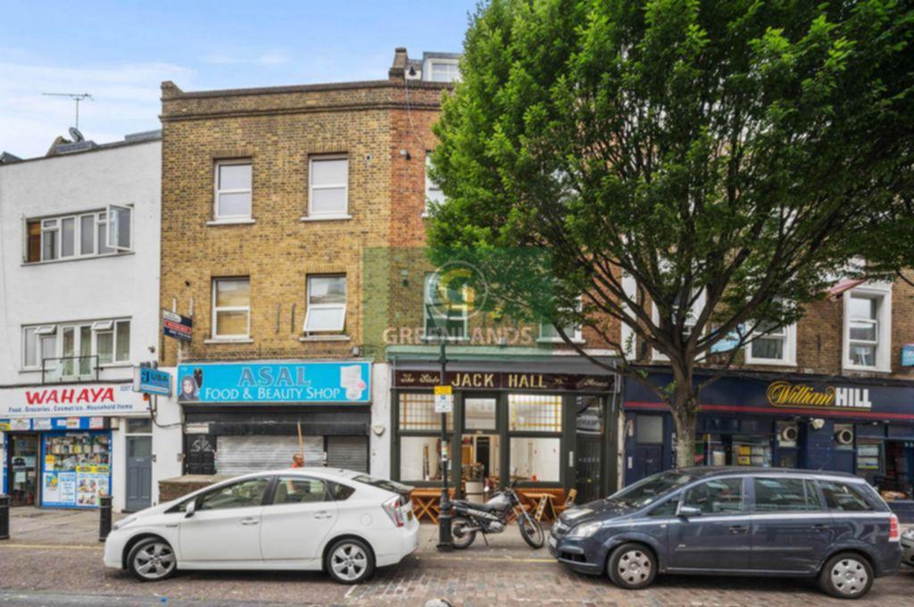 Battersea High Street  London  SW11