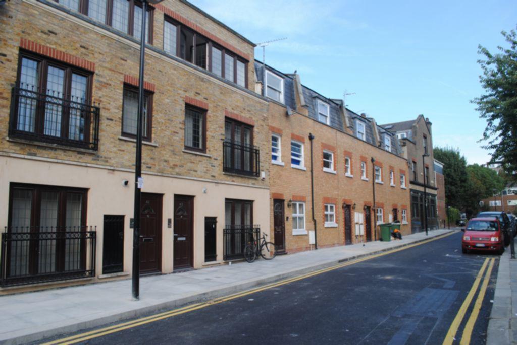 Granby Street  Shoreditch  E2