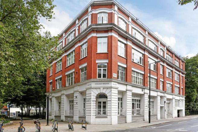 St. John Street, London  London  EC1V