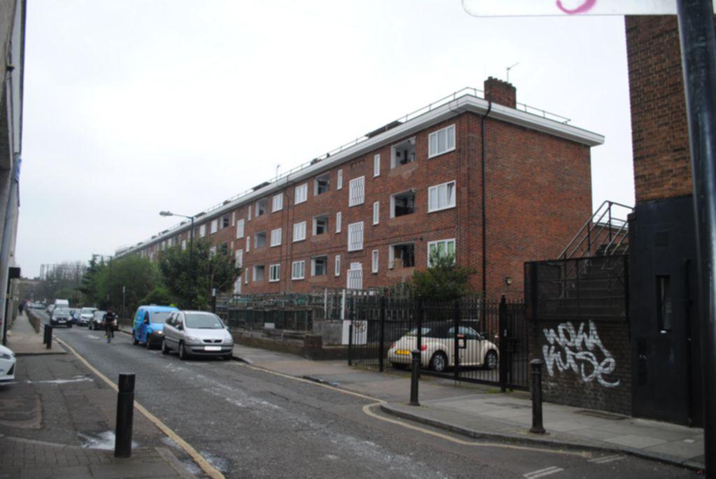 Canrobert Street  Bethnal Green  E2