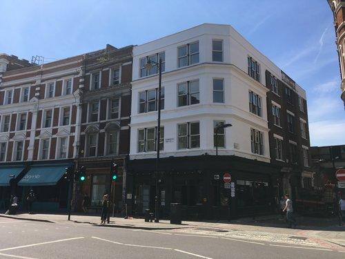 Rivington Street  London  EC2A