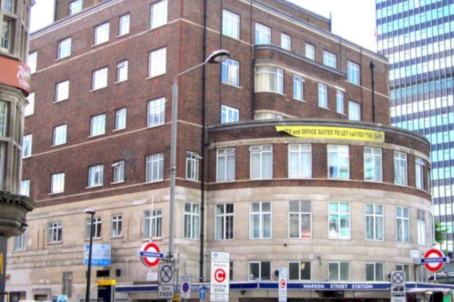 Euston Road  London  NW1