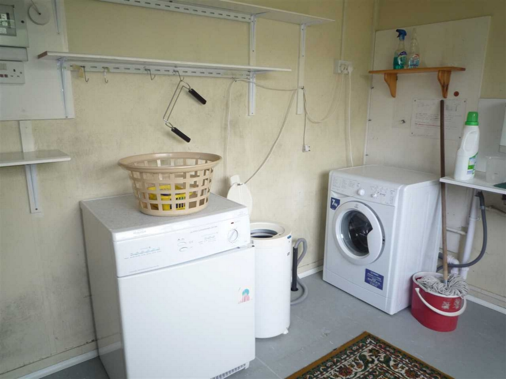 External Laundry Room