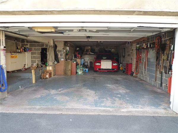 Integral Double Garage