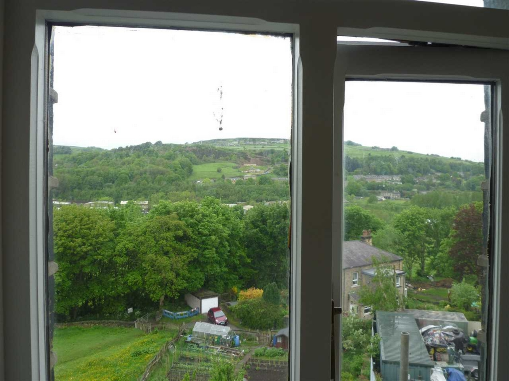 Views Through Bedroom Window