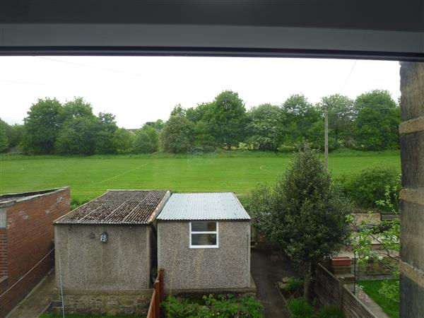 View From Window Bedroom Two