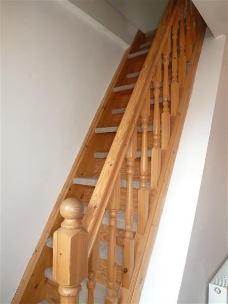 Stairs To Loft
