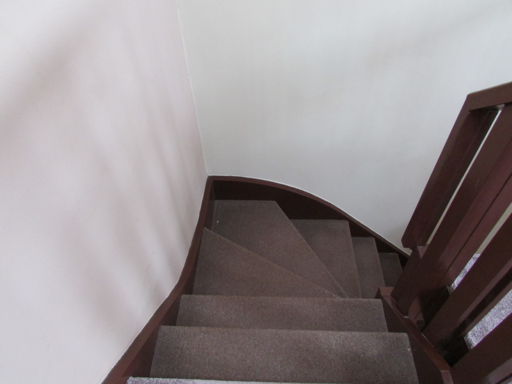 Stairs to Galleried