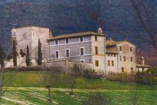 Spoleto  Umbria  Italy