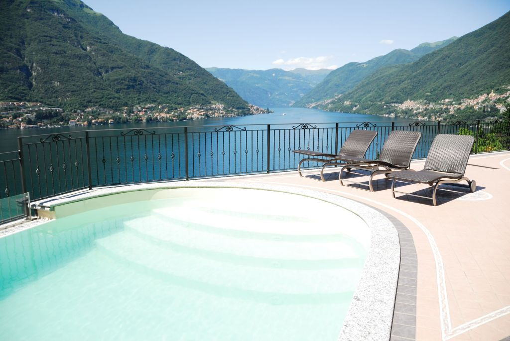 Faggeto Lario Italy  City pictures : Faggeto Lario, Lake Como, Italy
