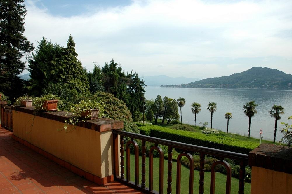 Arona  Lake Maggiore  Italy