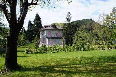 Lanzo D'intelvi  Lake Lugano  Italy