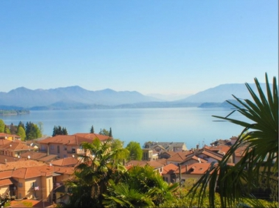 Meina  Lake Maggiore  Italy