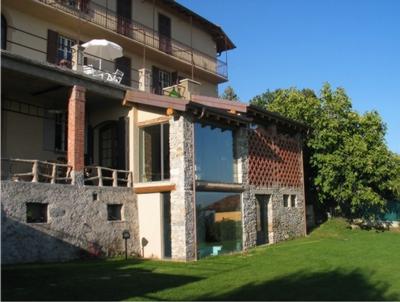 Colazza  Lake Maggiore  Italy