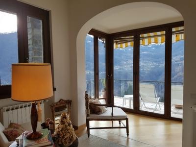 Argegno  Lake Como  Italy