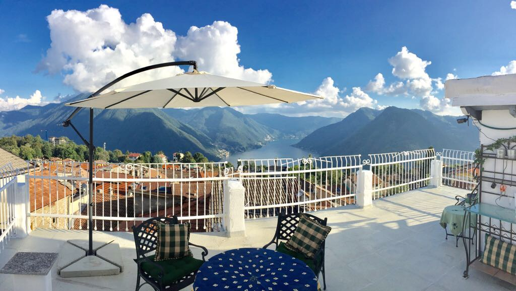 Pigra  Lake Como  Italy