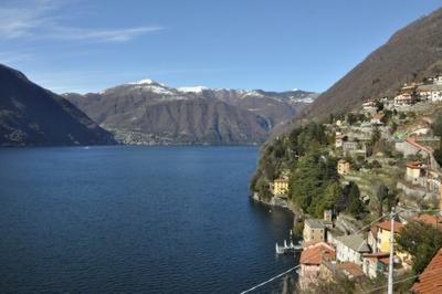 Nesso  Lake Como  Italy