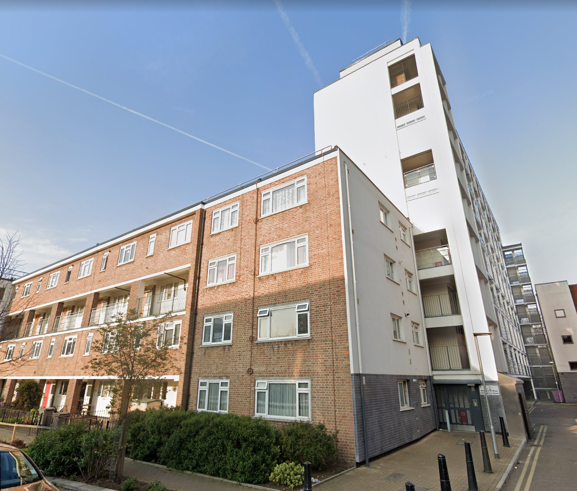 Wentworth Mews  Mile End  E3