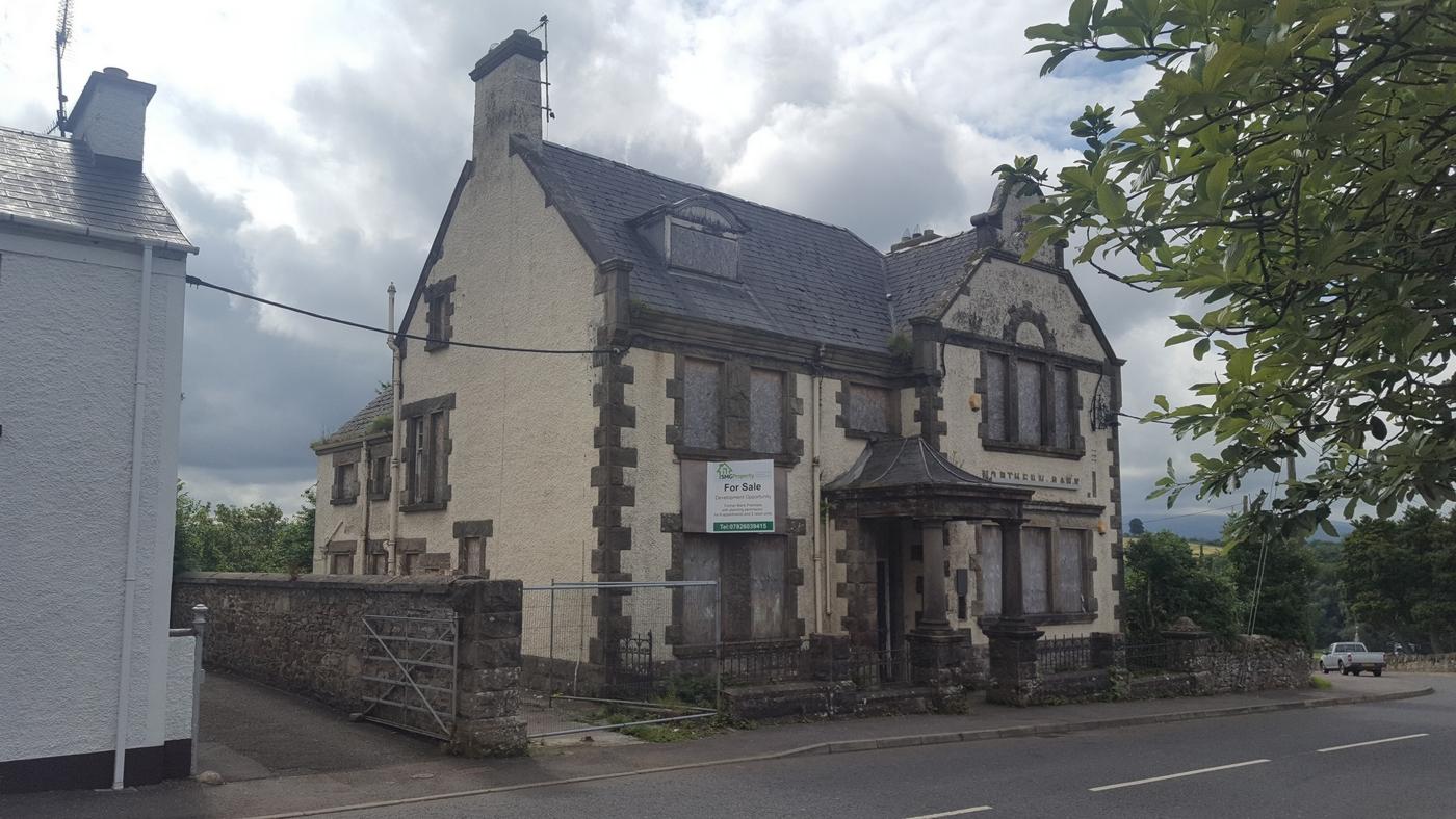 Church Street  Claudy  BT47