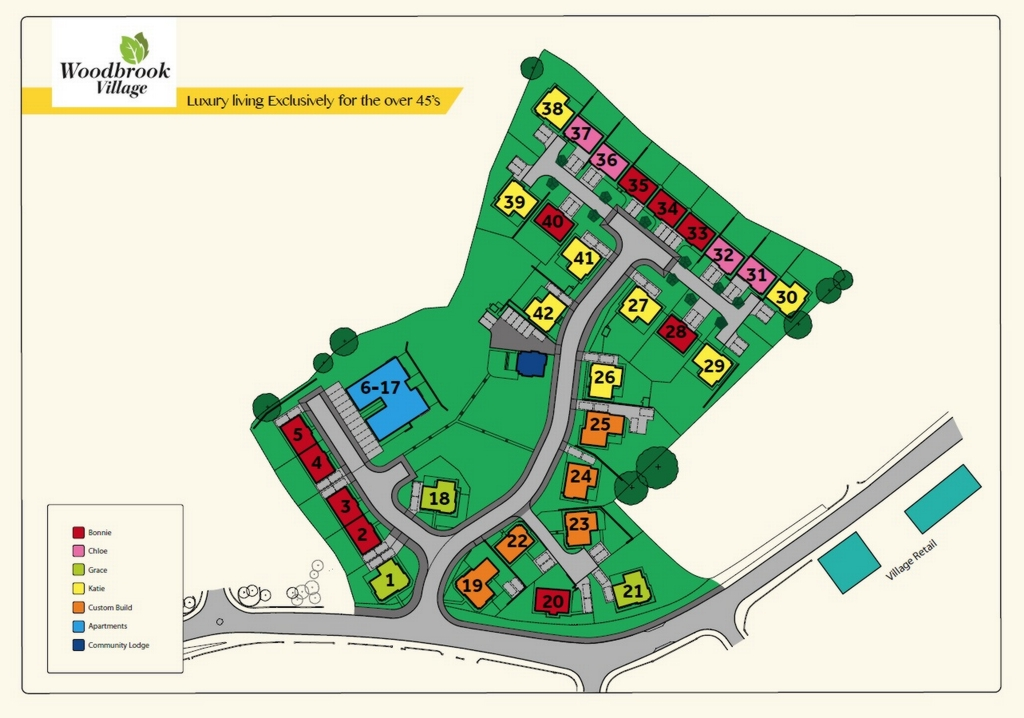 Woobrook Village  Omagh  BT78