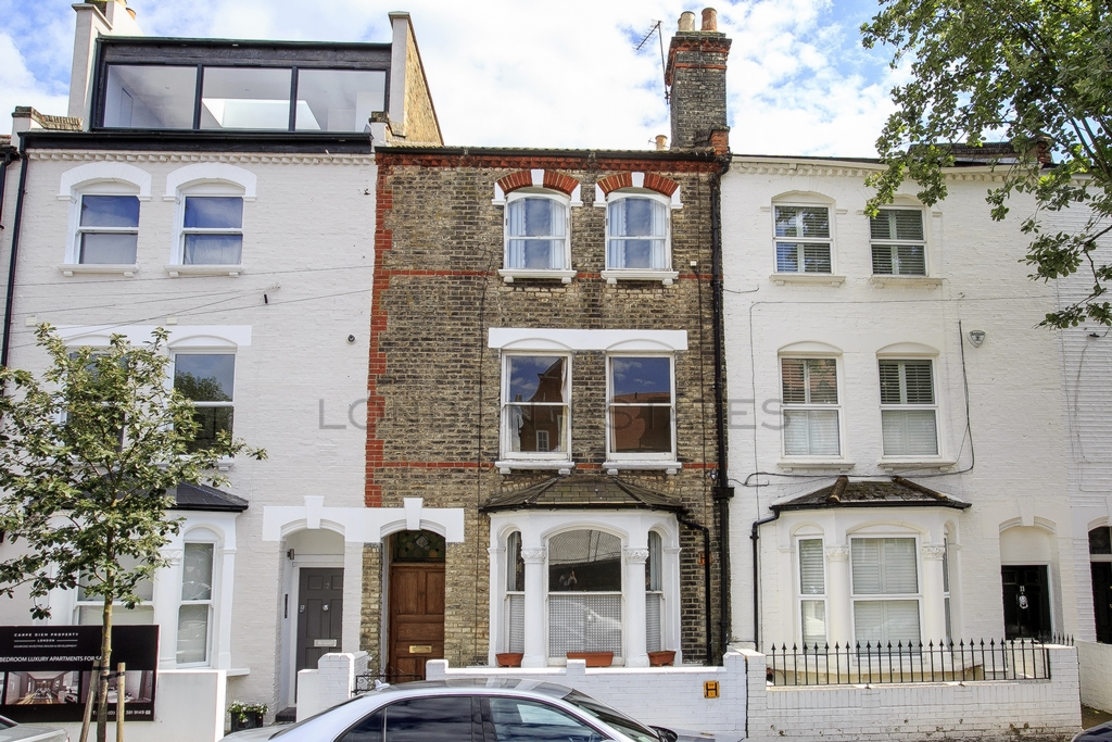 Delaford Street  Fulham  SW6