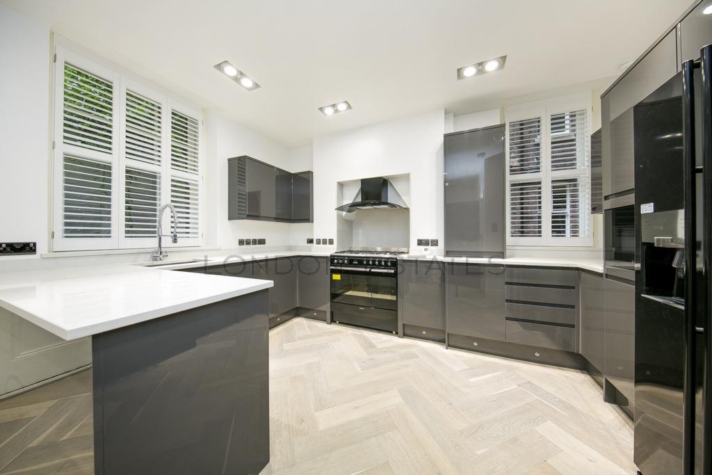 Palliser Road  West Kensington  W14