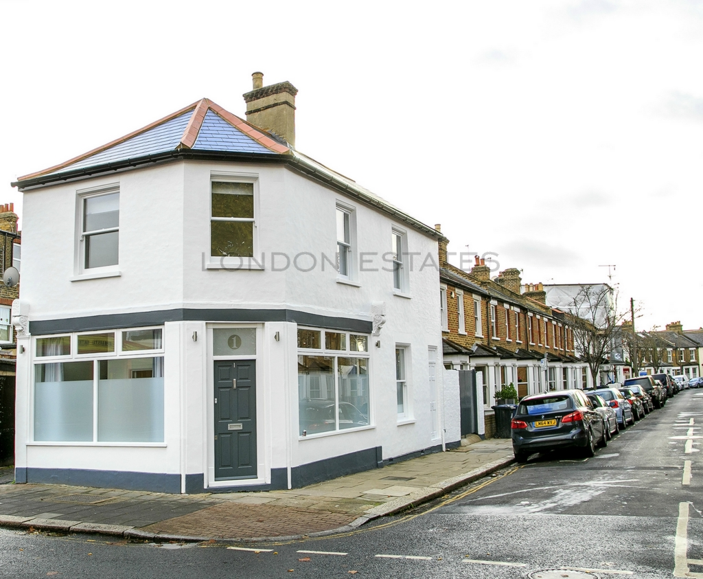 Coningsby Road  Ealing  W5