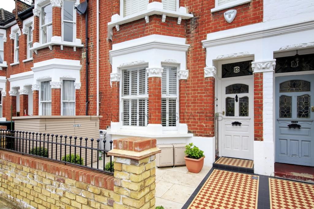 Inglethorpe Street  Fulham  SW6