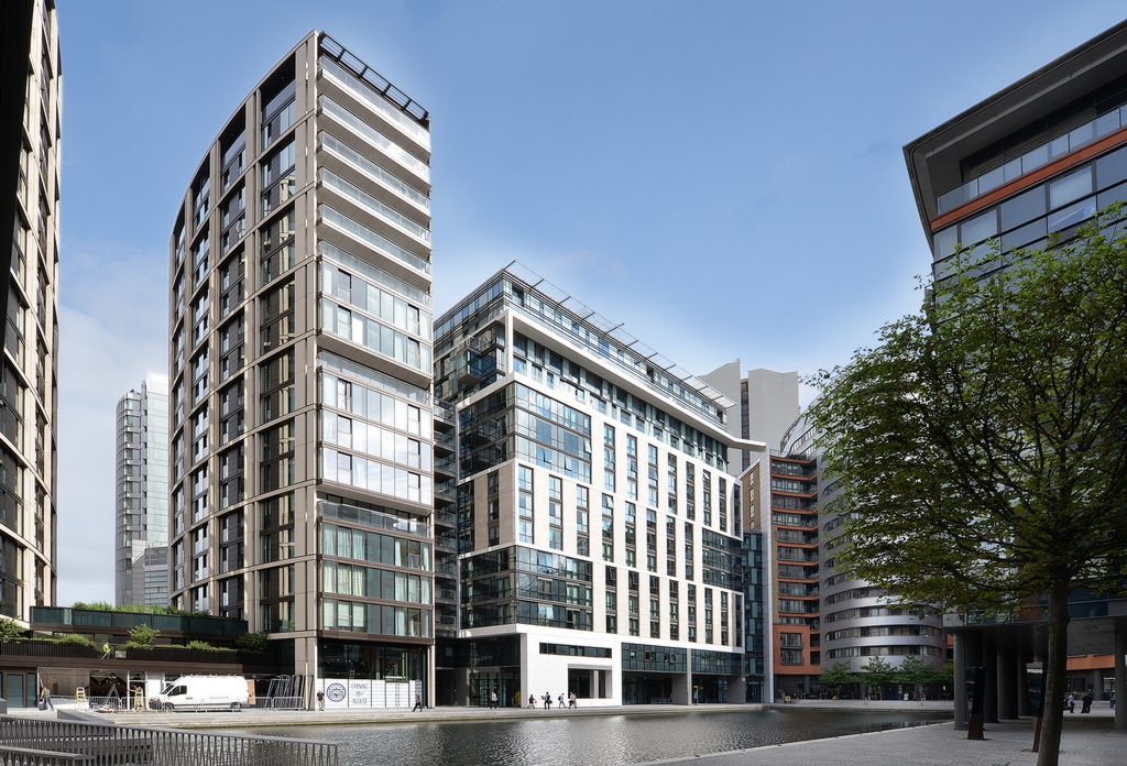 Merchant Square  London  W2