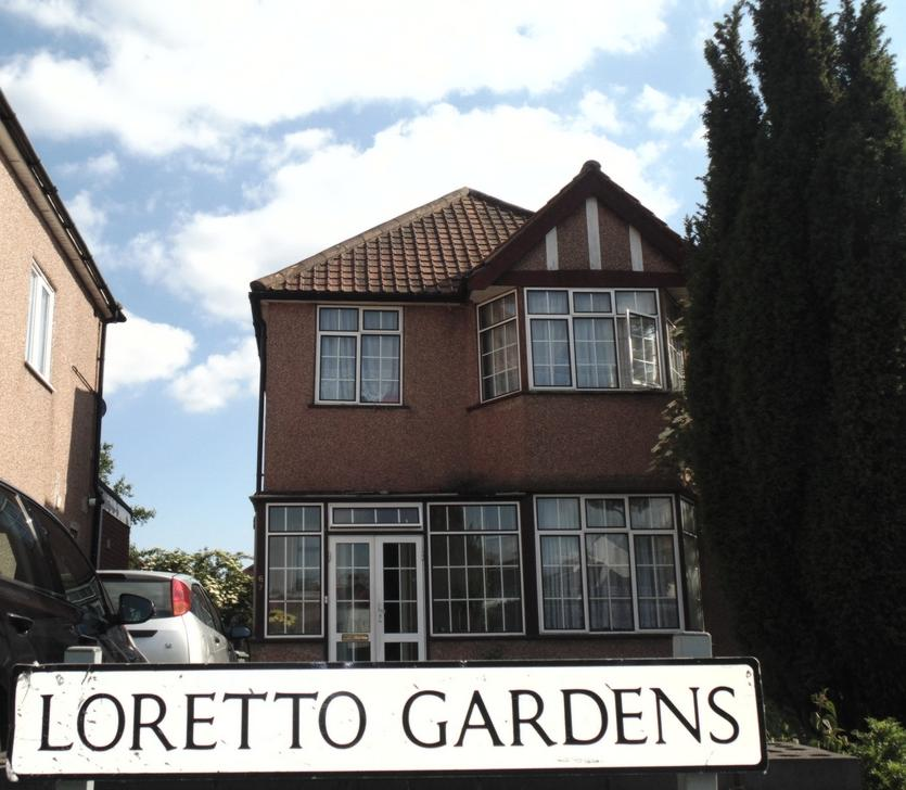 Loretto Gardens  Kenton  HA3