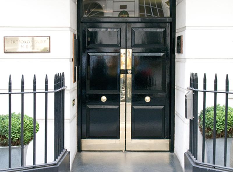 Hertford Street  Mayfair  W1J