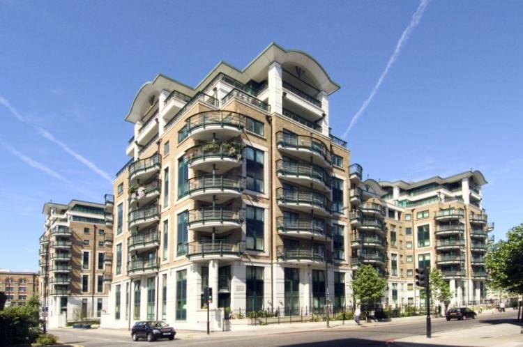 Beckford Close  Kensington  W14