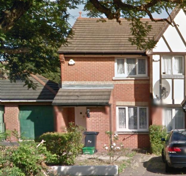 Gibney Terrace  Downham  BR1