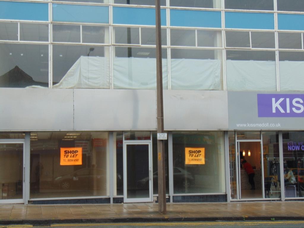Bradshawgate  Bolton  BL2